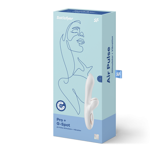 Satisfyer PRO + G-Spot Rabbit